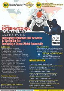 THE 2ND ICS INTERNATIONAL CONFERENCE Logo